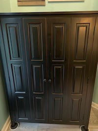 Entertainment center/Armoire, Sofa table, Storage cabinets Cutler Bay, 33189