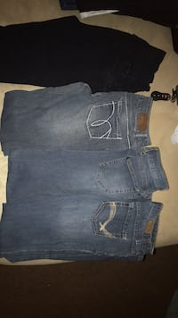 Size 7 jeans Kingsport, 37660