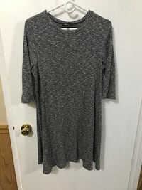 FALL DRESS - Grey