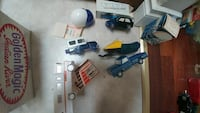 assorted die-cast model toys 2869 km