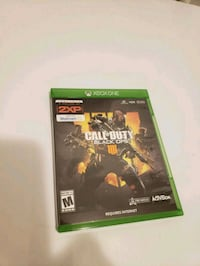 Call of duty for xbox one Fort Worth, 76108