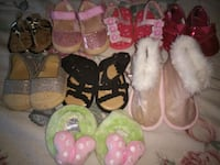 Baby girl shoes Fresno