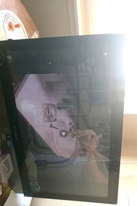 All in one tv an touch screen desktop