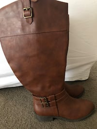 New brown boots Lehi, 84043
