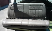 Spare tire, Seat, Mats from '93 Suburban null