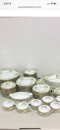 Beautiful china set made in Japan excellent condition  Fairfax, 22033