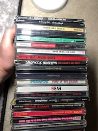 Great Punk/Harcore CDs looking for a good home