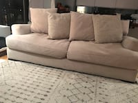 Microfiber Couch Chicago, 60640
