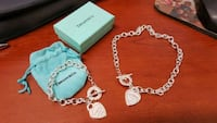 Sterling silver tiffany set Albuquerque, 87102