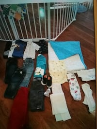 assorted-color clothes lot Bluffdale, 84065