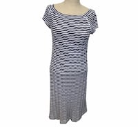 Three Dots strip dress size medium Thousand Oaks