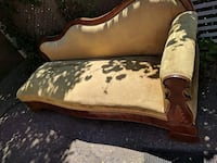 Antique Victorian rosewood chaise lounge Kitchener, N2M 1L5