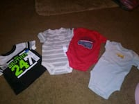 toddler's assorted clothes Denison, 75020