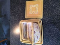 Temp-tations old world yellow dishes Fairfax, 22038