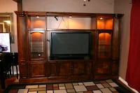 Large Media Center with hutch and drawers. Maywood, 90270