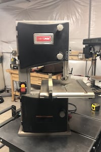 Craftsman Woodworking band saw Centreville, 20120