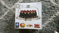 Cake stand, punch bowl, chip n' dip, etc Luigi Bor Mississauga, L5A 4A3