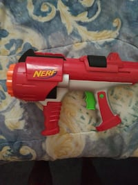 red and gray nerf gun Moreno Valley, 92551