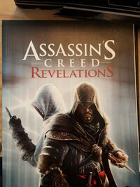 Assassin's Creed Revelations Strategy Guide  Bonaire, 31005