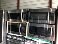 New microwaves Toms River, 08753