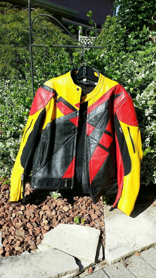 Motorcycle Jacket. Excellent condition  959fc565-74ed-4acd-80f1-281f6e17a640