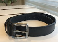 REAL ITALIAN STYLE LEATHER BELT 40 32 North Vancouver