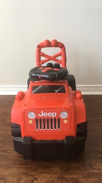 Mega Bloks Jeep™ 3-in-1 Ride-On