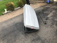 Thule carrier racks - like new but half the price!! Whitby, L1P 1W7