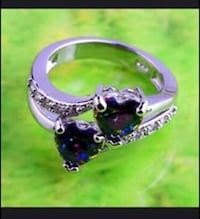 7 colors ring