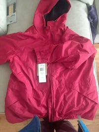 Red 2xl weather pacific trail rain jacket. Vancouver, 98660