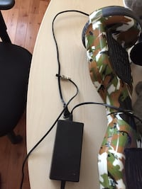 Camo Segway with charger Centre Wellington, N1M 1V6