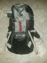 black and gray hiking backpack Melbourne