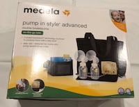 Medela *pump in style on-the-go tote* Double breast pump