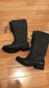 Madden girl Brand new black winter boots Burlington, L7L 6T7