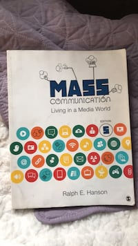 mass communication.  null