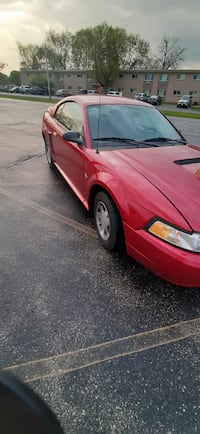 2000 Ford Mustang SRS
