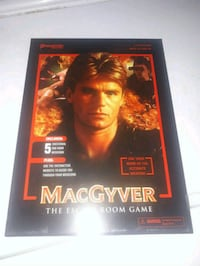MacGyer the Escape Room Game