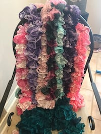 Hand made Frill scarves Vaughan, L4H 3P6