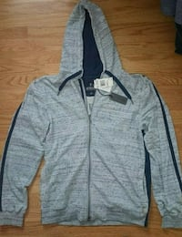 NEW Buffalo David Bitton hoodie sweatshort Large MSRP is $90 Boston