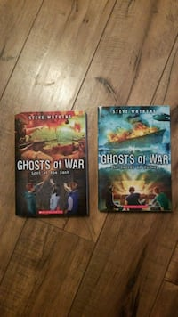 Ghost of War Books Thompson's Station, 37179