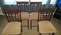Dinning Table and 4 Chairs Mason, 48854