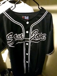 black and white jersey  Modesto, 95354
