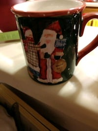 Free with purchase Christmas mug