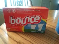 Bounce 105 ct dryer sheets