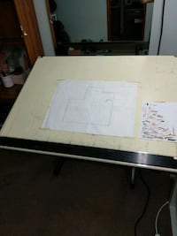 Art and Design Drafting Board Table 3'x4' Vancouver, V5R 6B8