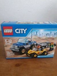 Lego city set Pomona, 91767