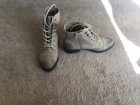Brand new taupe/tan colored boots  zip brand name Madden Girl  Nashville, 37221