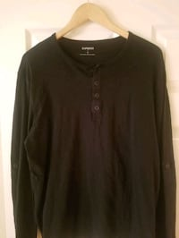 Express long sleeve shirt