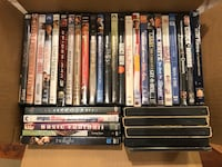 36 DVDS for $20