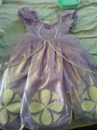 Sophia the first disney dress size 5-6 Wauconda, 60084